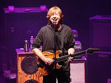Cayman Review Trey Anastasio Backing Track