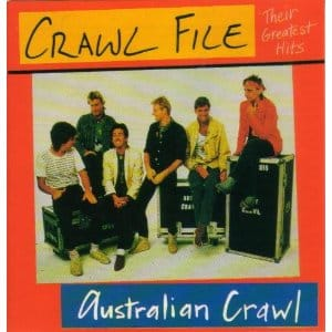 Beautiful People Australian Crawl Backing Track