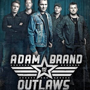 I Fought The Law Adam Brand And The Outlaws Backing Track