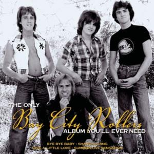 Bye Bye Baby Bay City Rollers Backing Track
