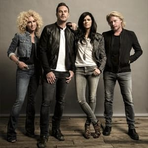 Girl Crush Little Big Town Backing Track
