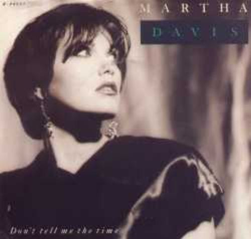 Don't Tell Me The Time Martha Davis Backing Track