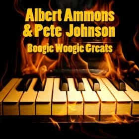 Cuttin' The Boogie Ammons Johnson Backing Track