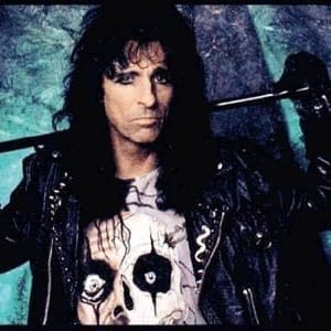 Department Of Youth Alice Cooper Backing Track