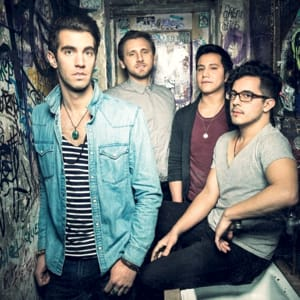 Best Day Of My Life American Authors Backing Track