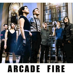 Afterlife Arcade Fire Backing Track