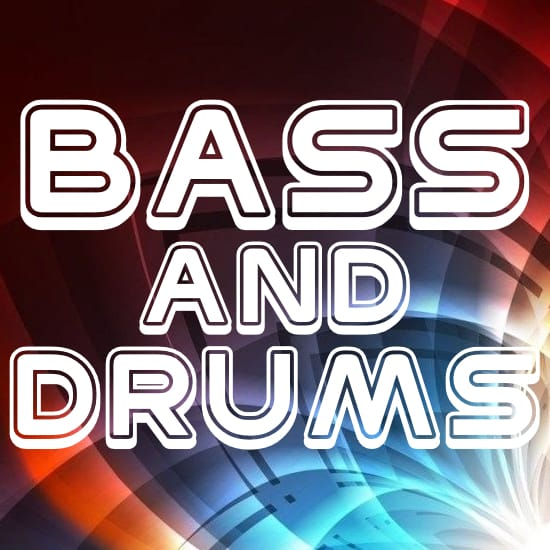 In Summer (Bass & Drums) Frozen (Soundtrack) Backing Track