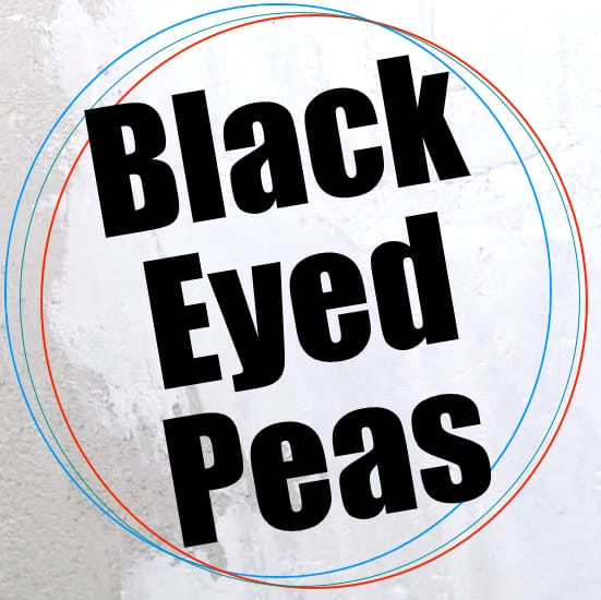 Hands Up Black Eyed Peas Backing Track