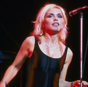 In The Flesh Blondie Backing Track