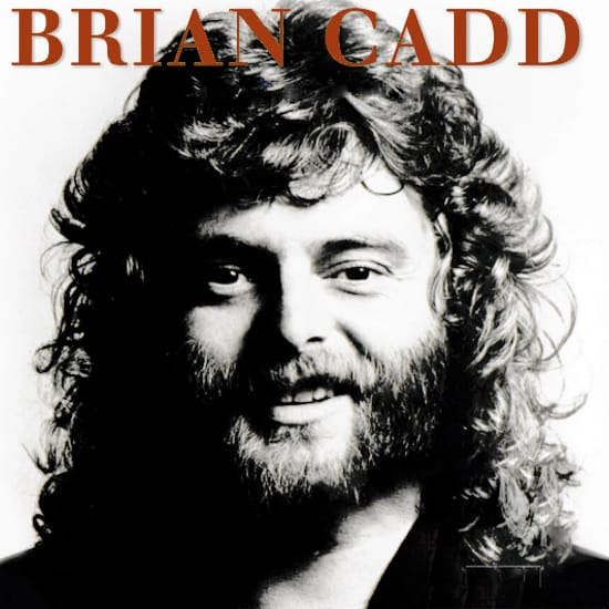 Ginger Man Brian Cadd Backing Track