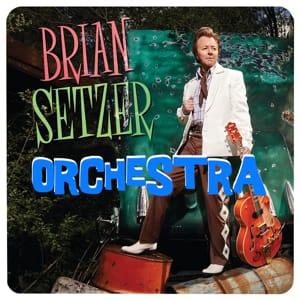 Good Rockin' Daddy The Brian Setzer Orchestra Backing Track