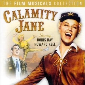 A Woman's Touch Calamity Jane - Musical Backing Track