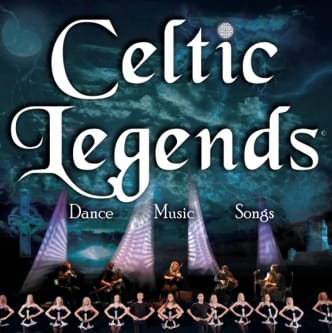 Irish Washerwoman Celtic Legends backing track