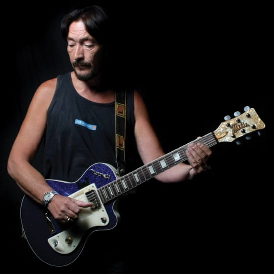 Ace Of Hearts Chris Rea Backing Track