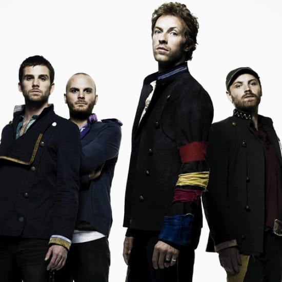 Adventure Of A Lifetime Coldplay Backing Track