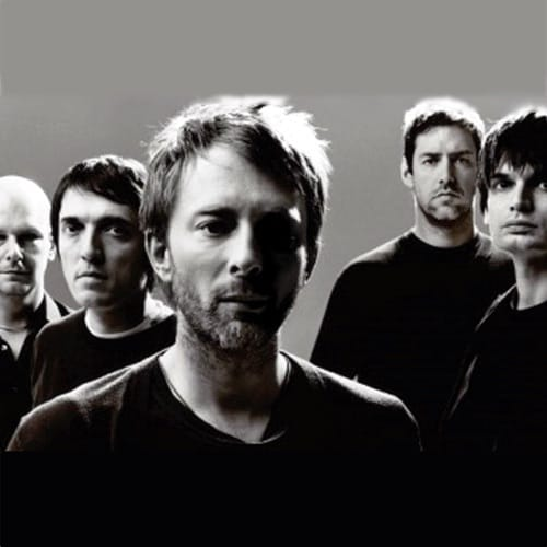 Creep Radiohead Backing Track