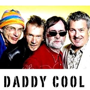 Eagle Rock Daddy Cool Backing Track