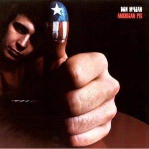 American Pie (Full Version) Don Mclean Backing Track