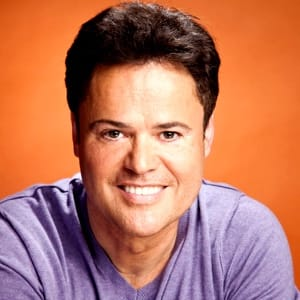Close Every Door Donny Osmond Backing Track