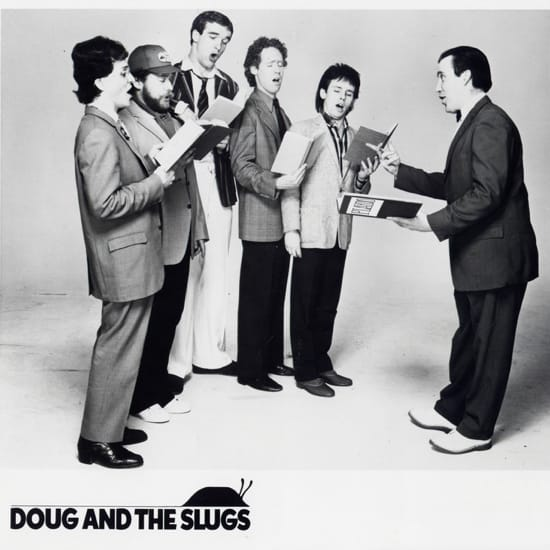 Day By Day Doug And The Slugs Backing Track