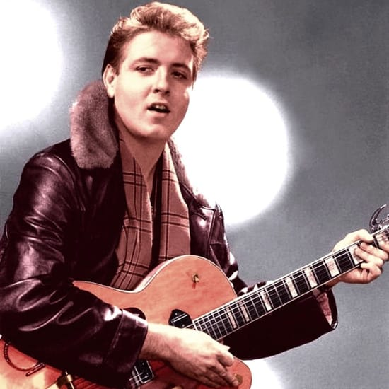 Come On Everybody (Minus Lead Guitar) Eddie Cochran Backing Track