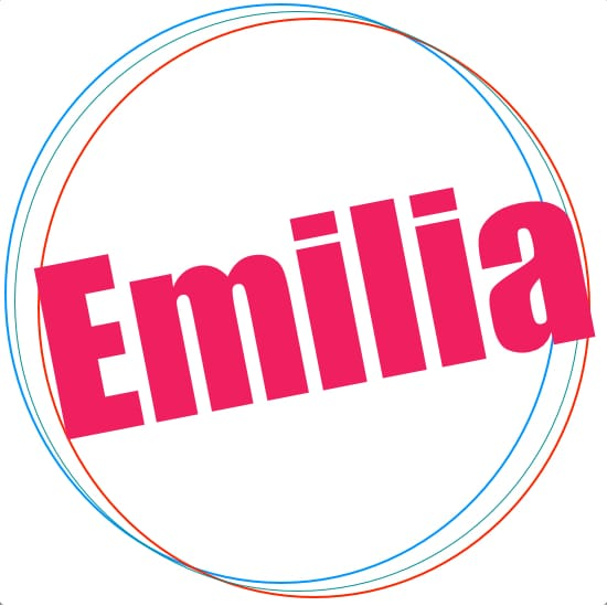 A Good Sign (Gs Version) Emilia Backing Track