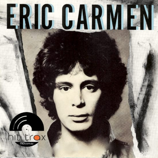 All By Myself Eric Carmen Backing Track