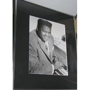 Blueberry Hill Fats Domino Backing Track