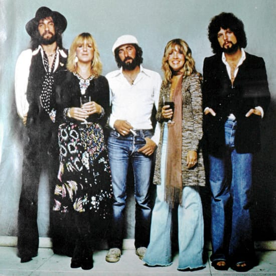 Bleed To Love Her Fleetwood Mac Backing Track
