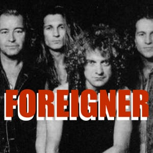 I Want To Know What Love Is Foreigner Backing Track