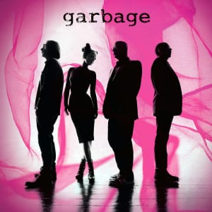 Breaking Up The Girl Garbage Backing Track