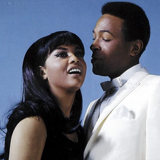 Ain't No Mountain High Enough Marvin Gaye & Tammi Terrell Backing Track