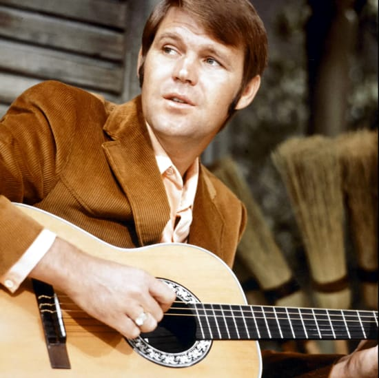 Gentle On My Mind Glen Campbell Backing Track