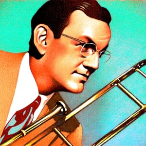 In The Mood Glenn Miller Orchestra Backing Track