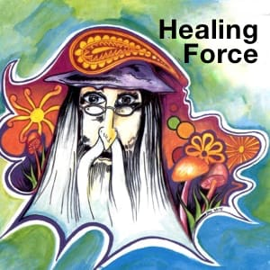 Golden Miles Healing Force Backing Track
