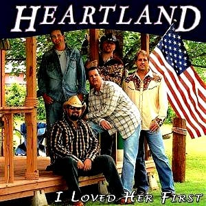 I Loved Her First Heartland Backing Track