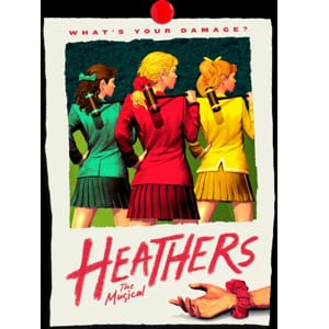 Candy Store Heathers The Musical Backing Track