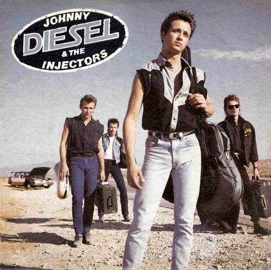 Cry In Shame Johnny Diesel And The Injectors Backing Track