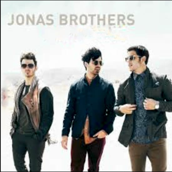 Jonas Brothers Backing tracks