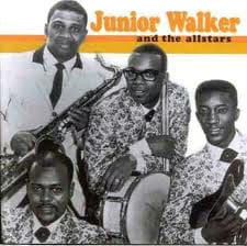 I'm A Roadrunner Junior Walker And The Allstars Backing Track