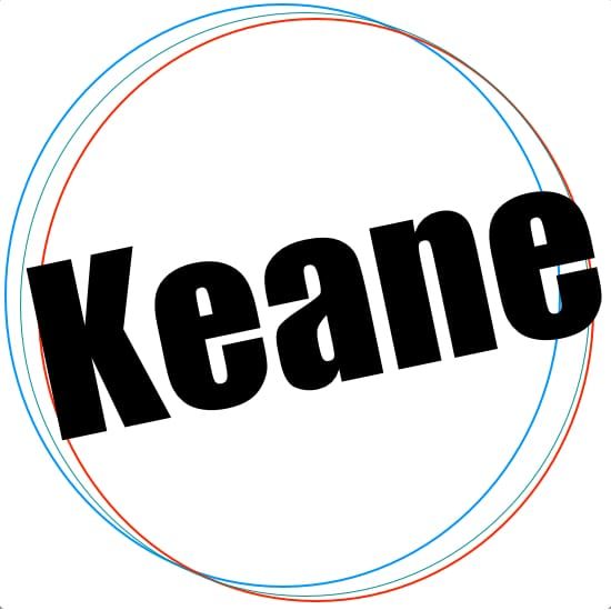 Is It Any Wonder Keane Backing Track