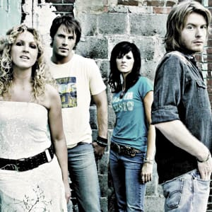 Boondocks Little Big Town Backing Track