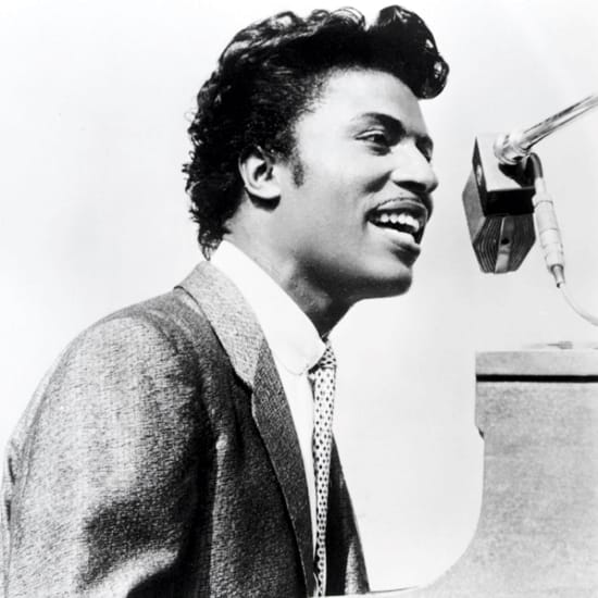 Good Golly Miss Molly Little Richard Backing Track
