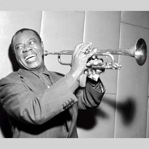 Hey Look Me Over Louis Armstrong Backing Track
