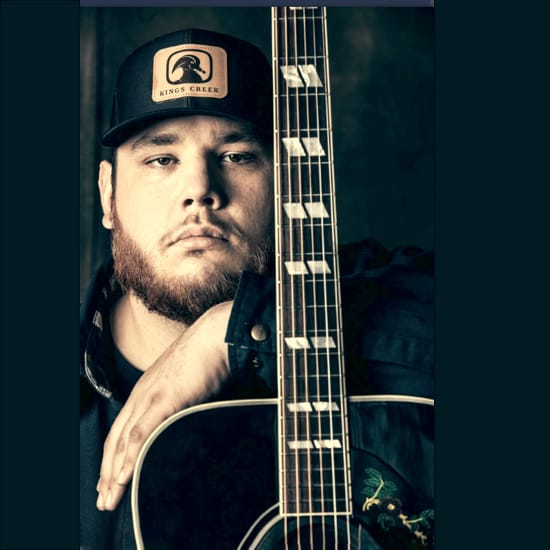 Beautiful Crazy Luke Combs Backing Track