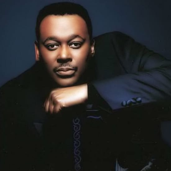 Dance With My Father Luther Vandross Backing Track