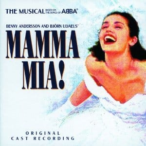 Gimme Gimme Gimme Mamma Mia - Musical Backing Track