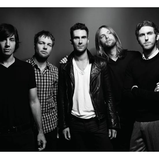 Don't Wanna Know Maroon 5 Backing Track