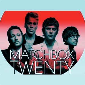 Bent Matchbox 20 Backing Track