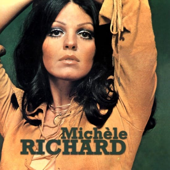 Plus Je T'embrasse Michele Richard backing track